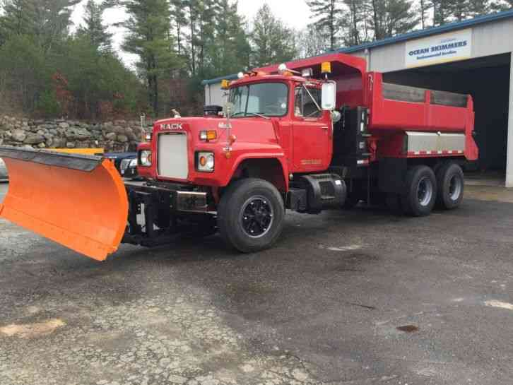 Heavy Duty Snow Plow Trucks For Sale >> Mack 686 (1980) : Heavy Duty Trucks
