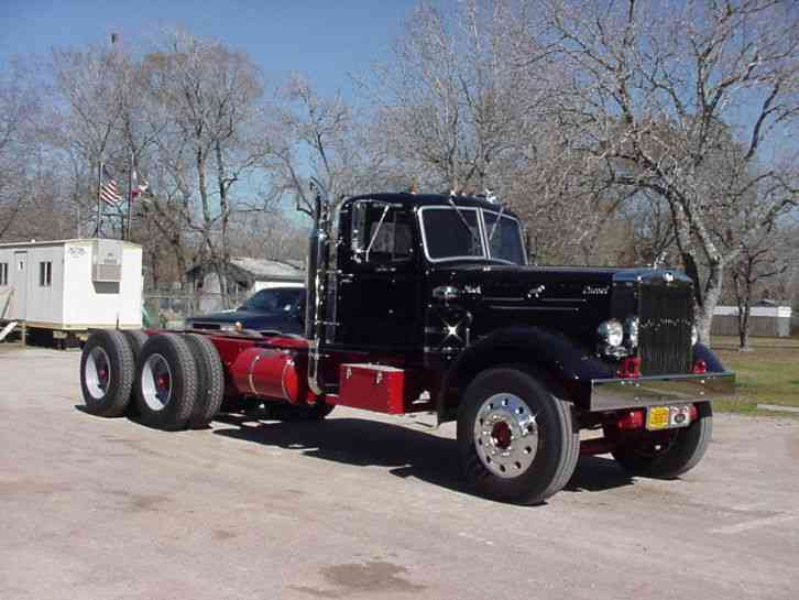 Tow Truck Houston >> Mack LT (1953) : Daycab Semi Trucks