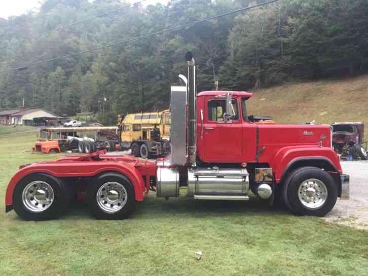 Mack Superliner 1986 Heavy Duty Trucks