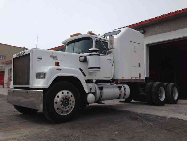 International Trucks For Sale >> Mack superliner rw713 (1989) : Sleeper Semi Trucks