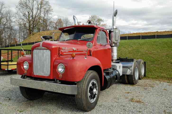 Trucks For Sale In Va >> Mack (1966) : Heavy Duty Trucks