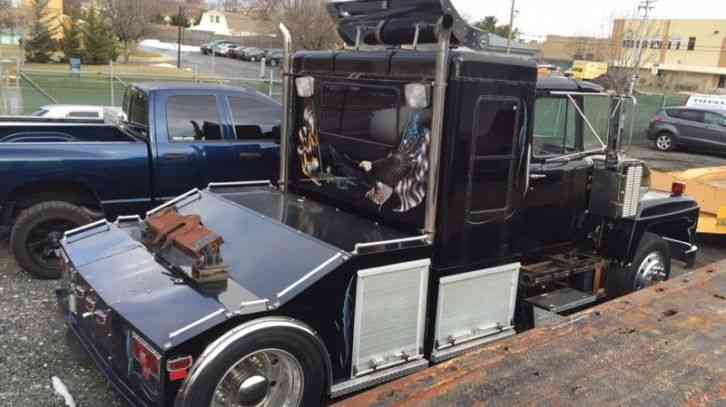 Used Fire Trucks For Sale >> Mack (1973) : Heavy Duty Trucks