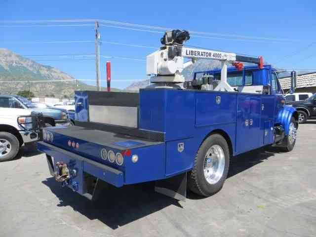 International 4700 (1992) : Utility / Service Trucks