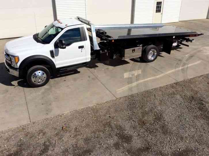 Ford F-550 (2017)