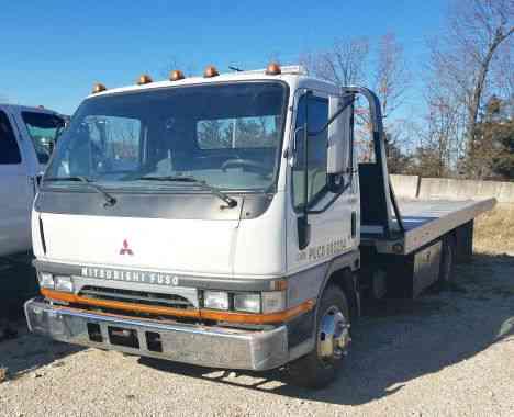 Mitsubishi Fuso FE640T (2001)