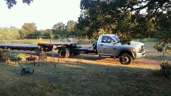 Dodge Ram 4500 2012 Medium Trucks
