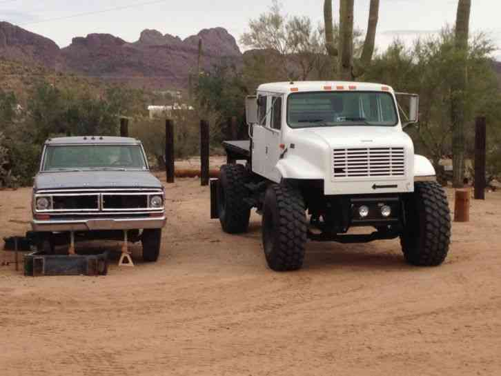 Lifted Cummins For Sale >> International 4700 (2000) : Medium Trucks