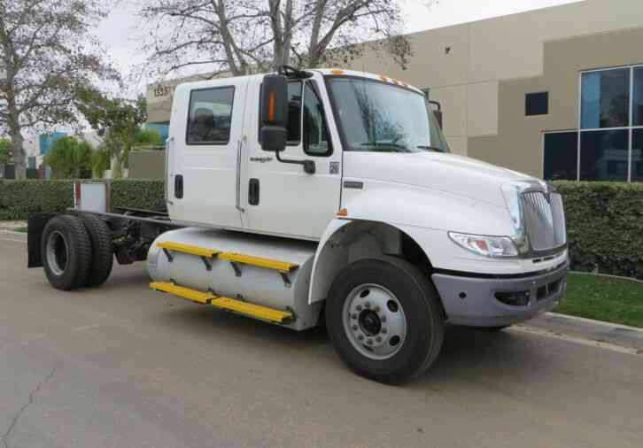 International 4300 Workstar/Durastar (2013)