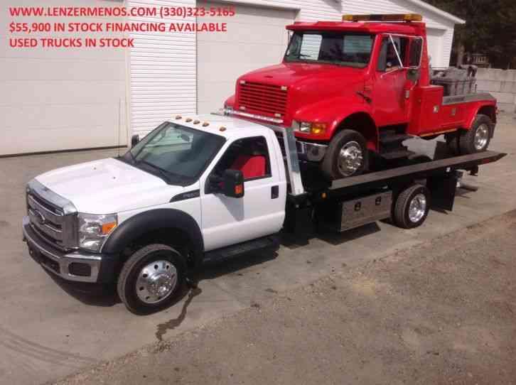 F Rollback Tow Trucks Sale