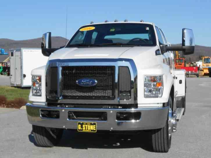 Ford F650 2016 Medium Trucks