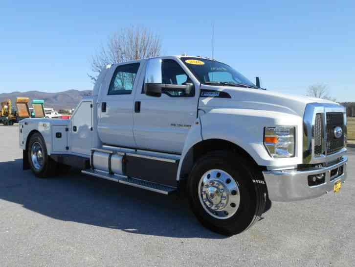 Ford F650 (2016) : Medium Trucks