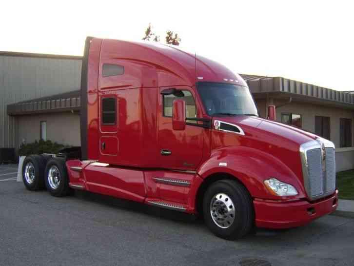 Kenworth T680 2016 Sleeper Semi Trucks