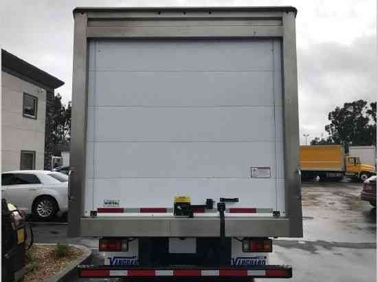 New Isuzu Npr Xd 16ft Refrigerated Truck 5 2l Diesel Auto