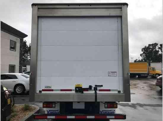 New Isuzu Npr Xd 16ft Refrigerated Truck 5 2l Diesel Auto