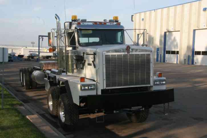 Kenworth C500 2014 Heavy Duty Trucks
