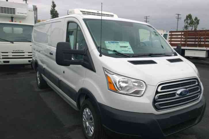 ford transit refrigerated cargo van fresh or frozen thermoking reefer scroll down for more info. Black Bedroom Furniture Sets. Home Design Ideas