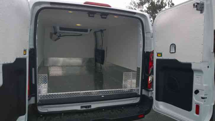 Ford Cargo Van For Sale >> Ford TRANSIT REFRIGERATED CARGO VAN FRESH OR FROZEN ...
