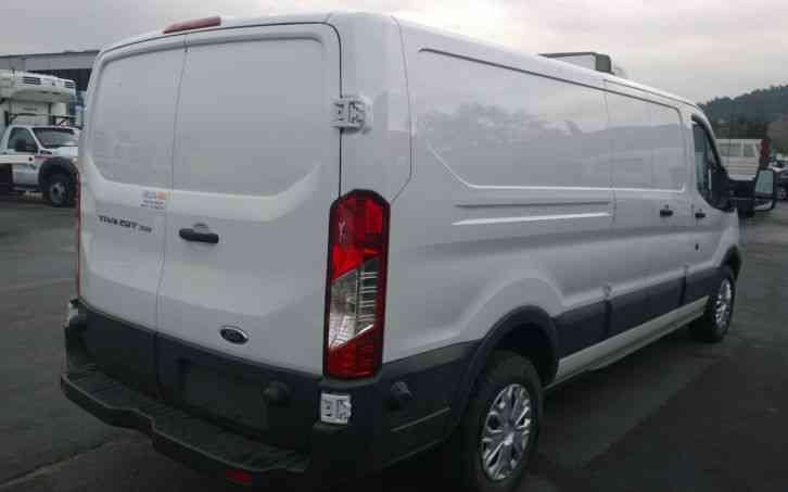 Ford Transit Refrigerated Cargo Van Fresh Or Frozen