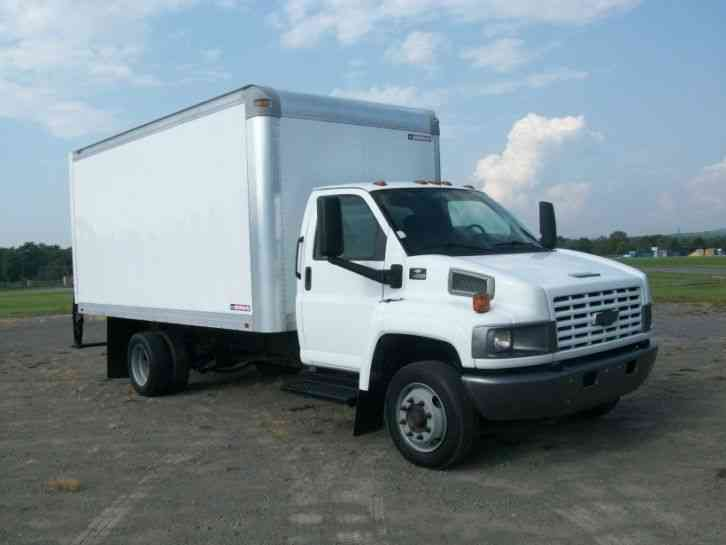 Chevrolet c4500 (2008) : Van / Box Trucks