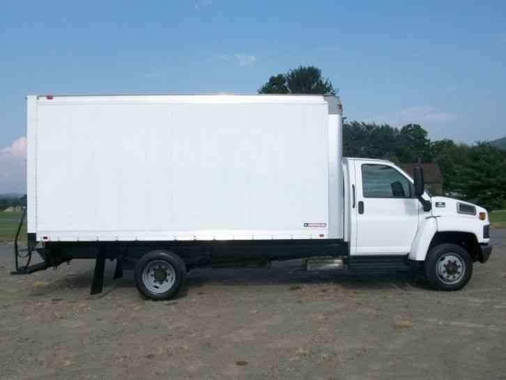 Chevrolet c4500 (2008) : Van / Box Trucks