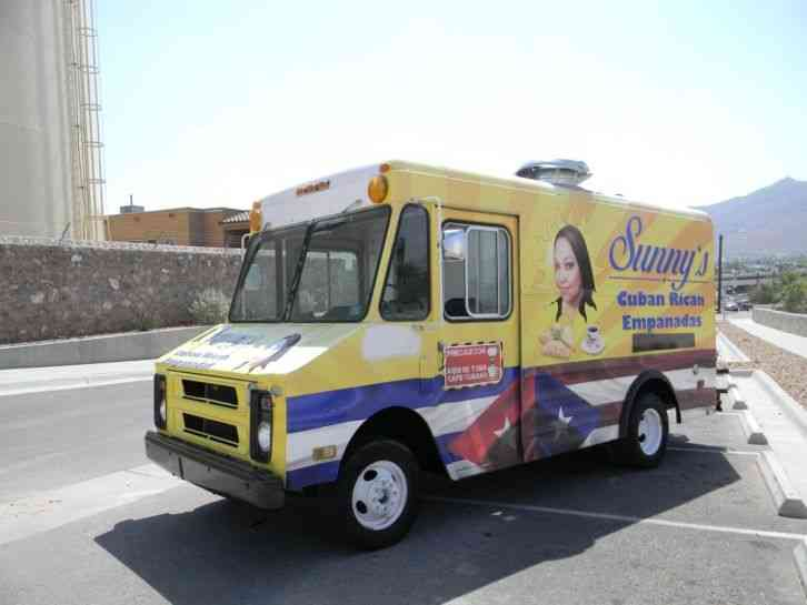 Food Trucks For Sale El Paso Tx