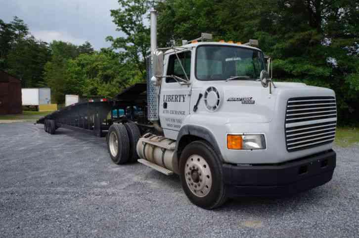 ford l9000 1993 heavy duty trucks rh jingletruck com 1990 Ford L9000 1994 Ford L9000