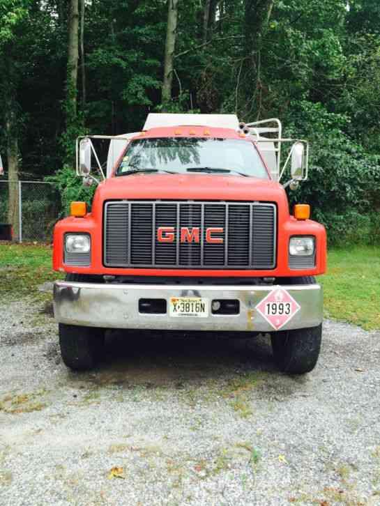 gmc top kick 1995 heavy duty trucks. Black Bedroom Furniture Sets. Home Design Ideas