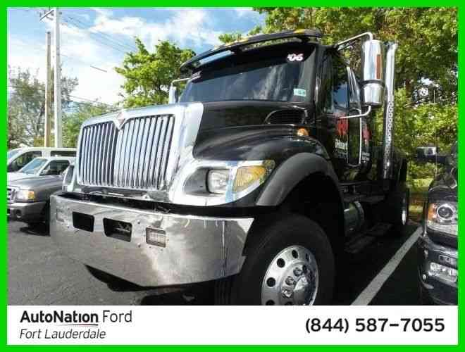 International 7400 Cxt 4x4 2006 Commercial Pickups