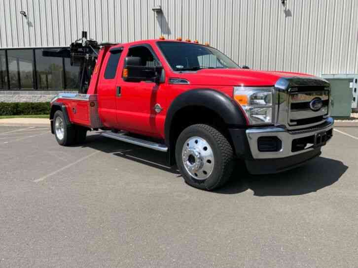 Ford F 550 (2011)