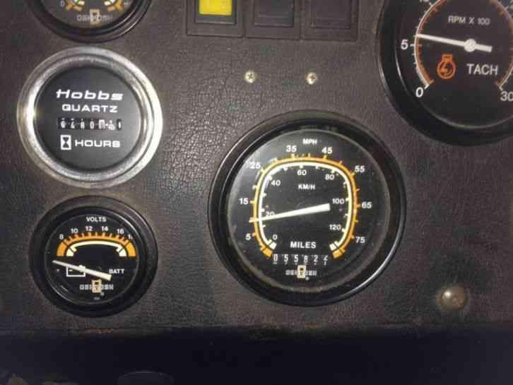 Oshkosh Hb 2518 1995 Heavy Duty Trucks