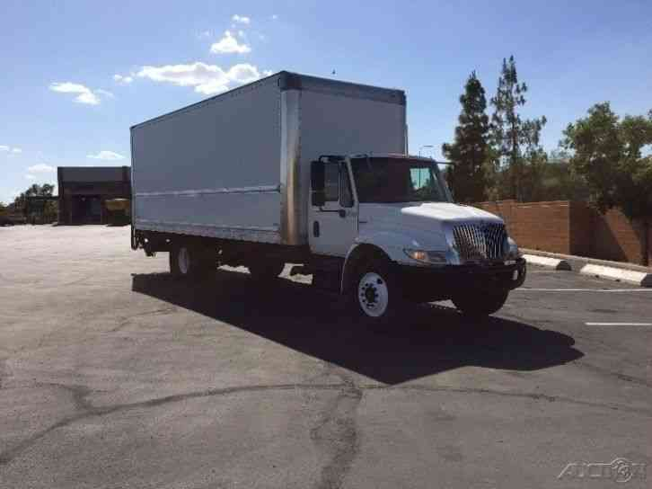 98b752ab95 International 4300 (2010)   Van   Box Trucks
