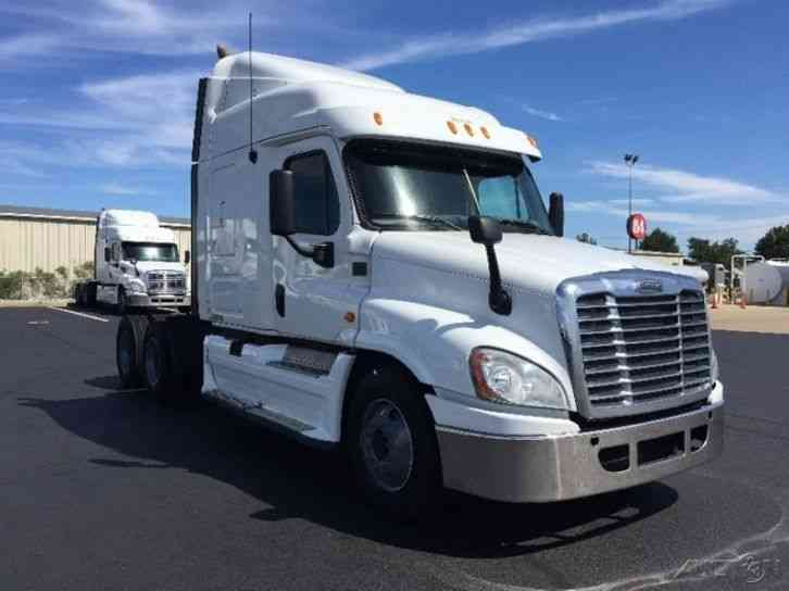 Freightliner CA12564DC - CASCADIA (2013)