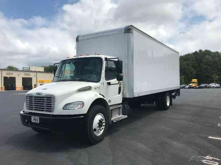 Freightliner BUSINESS CLASS M2 106 (2013)