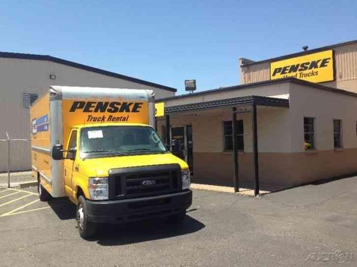 penske truck lease