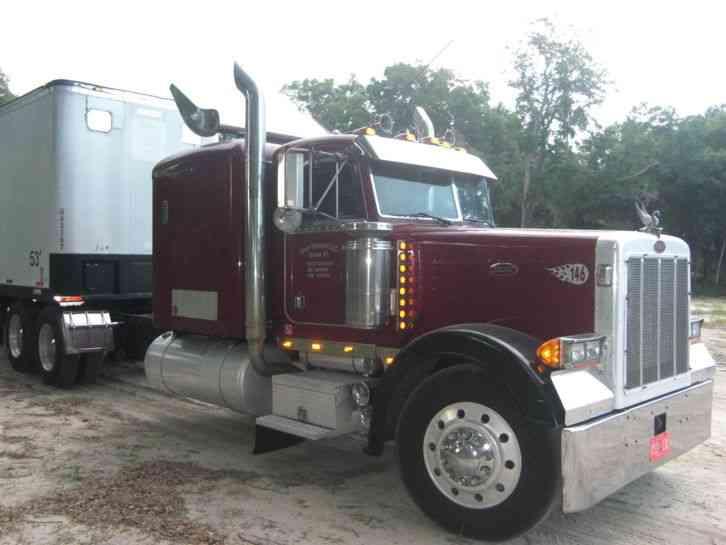 Peterbilt 379 1993 Sleeper Semi Trucks
