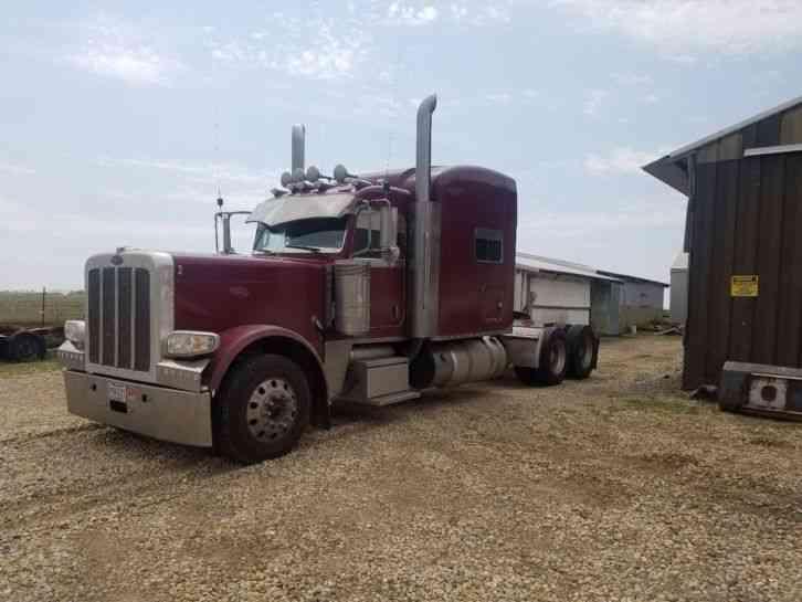 Peterbilt 389 2014 Sleeper Semi Trucks