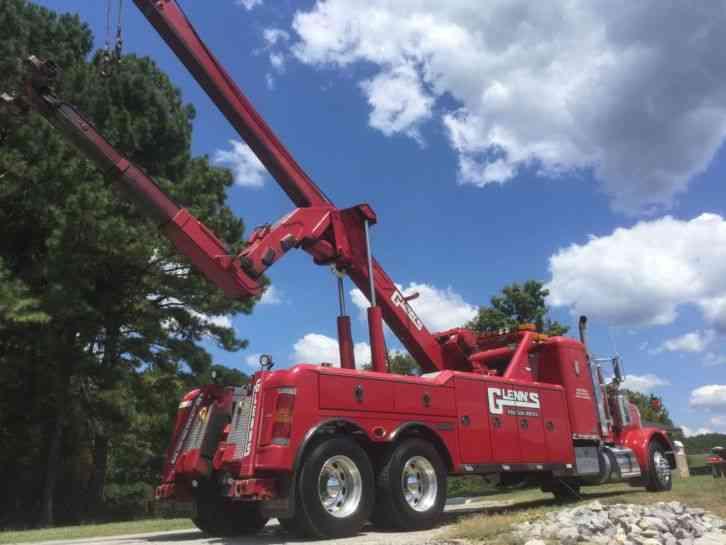 Peterbilt heavy duty wrecker tow truck century 9055 252059343627 1 jpg
