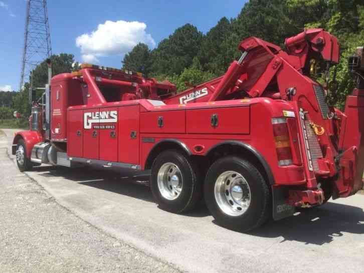 Peterbilt 378 2003 Wreckers