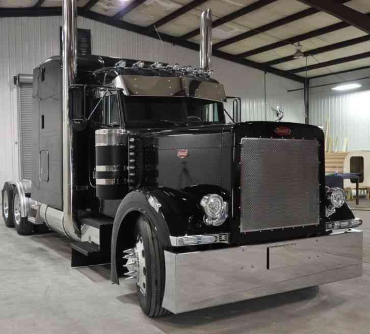 Peterbilt 379 Exhd 1999 Sleeper Semi Trucks