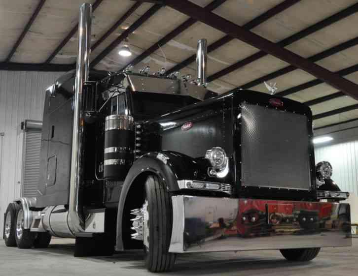 Peterbilt 379 Exhd 1999 Sleeper Semi Trucks