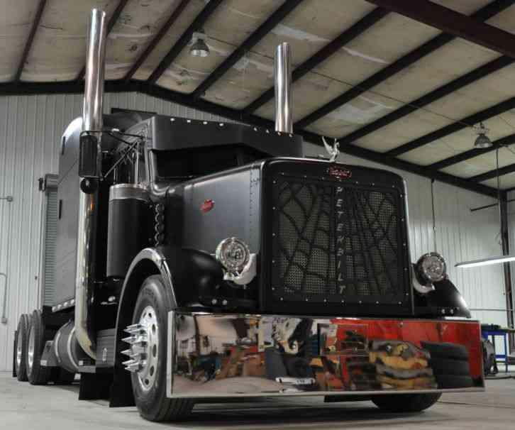 Peterbilt 378 (1993) : Sleeper Semi Trucks