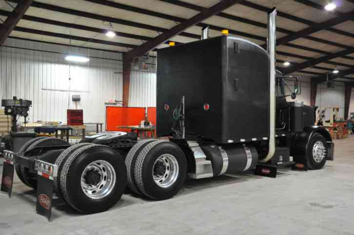 Peterbilt 378 1993 Sleeper Semi Trucks