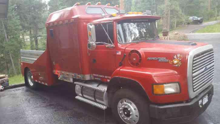 ford aeromax  heavy duty trucks