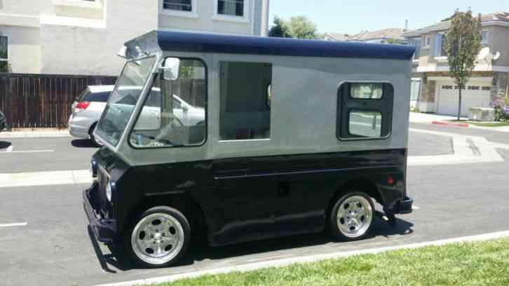 studebaker zip van 1963 van box trucks. Black Bedroom Furniture Sets. Home Design Ideas