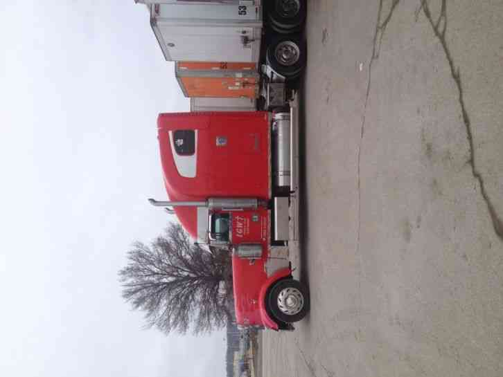 Freightliner CLASSIC XL (2001)