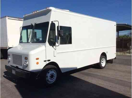 Workhorse Refrigerated Step Van Gas Thermoking V300 Produce Dairy Delivery 2007