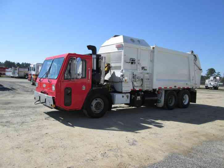 Crane Carrier Le 2007 Heavy Duty Trucks
