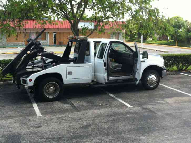 Ford F350 2000 Wreckers