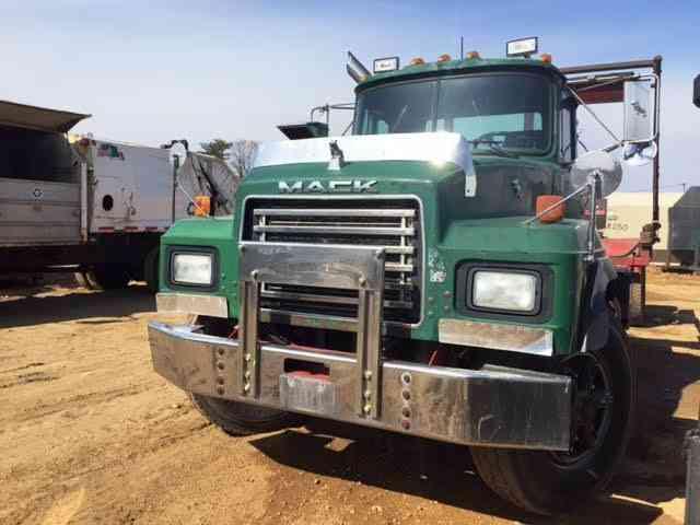 mack rd 690sx 1999 heavy duty trucks