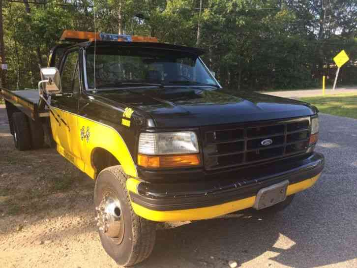 Ford F-450 (1992)